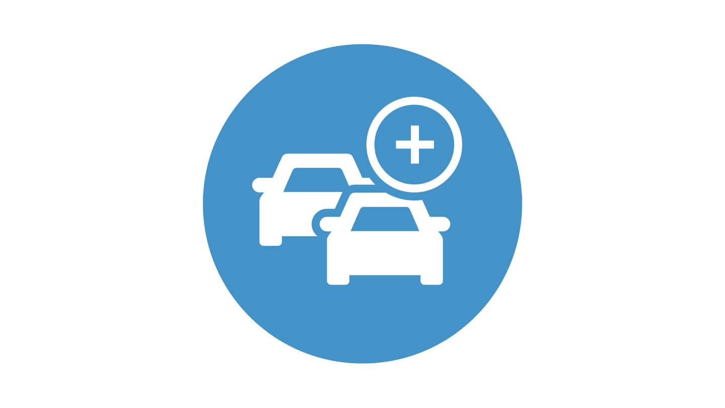 Ford Vehicle Availability Icon